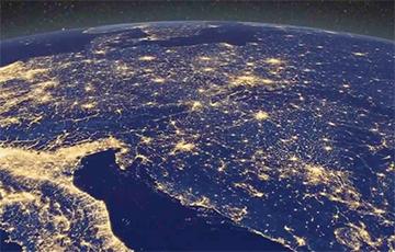 Взгляд на экономику из космоса