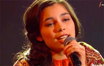 Белоруска вышла в финал музыкального шоу «Ты супер!»