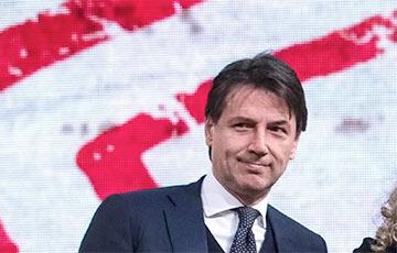 Прэм'ер-міністр Італіі падаў у адстаўку