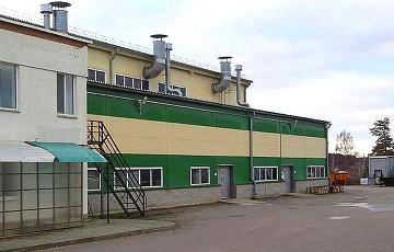 Завод, который взорвался под Минском, накануне выставили на продажу