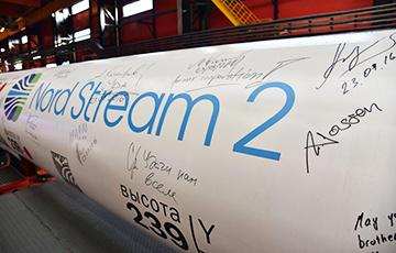 Конгресс США согласовал новые санкции против «Северного потока-2»