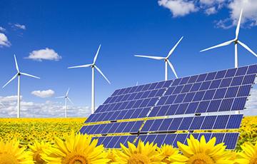 «Зеленая»» энергетика впервые обошла атомную по объемам производства