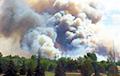 Как спасают Ольманские болота от огня