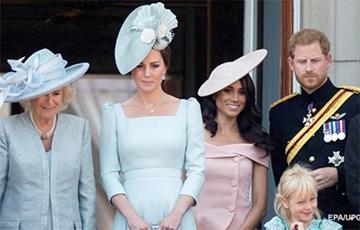 Меган Маркл решилась нарушить правила королевской семьи