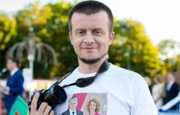 Блогер Андрей Паук потроллил чиновника из Воложина