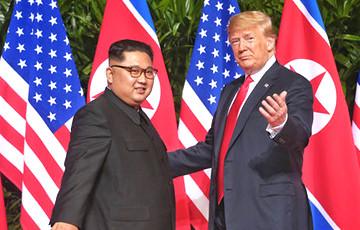 Трамп предлагал «подбросить» Ким Чен Ына в КНДР на своем самолете0