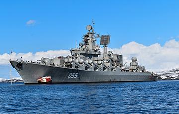 Плававшая в Сирию российская «Жаба» напоролась на нехватку денег