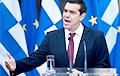 Прэм'ер Грэцыі абвясціў датэрміновыя выбары пасля паразы на выбарах у Еўрапарламент