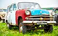 Беларус сабраў самаробны аўтамабіль у стылі Mad Max і паехаў катацца