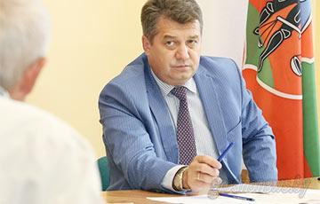Экс-памочніка Лукашэнкі за зачыненымі дзвярыма асудзілі на 12 гадоў зняволення