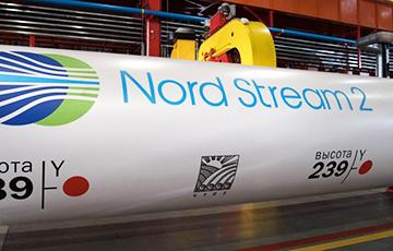 Швейцарская компания вышла из проекта по строительству «Северного потока-2» из-за санкций США