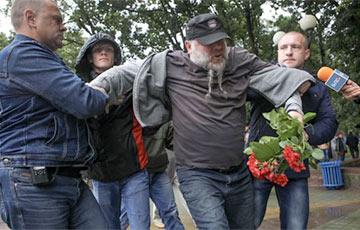 3 июля в Минске арестованы 30 человек (Видео, онлайн)