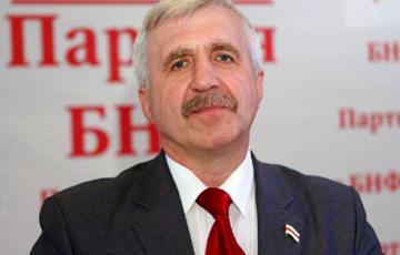 Задержан глава партии БНФ Григорий Костусев