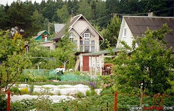 Минчане начали переориентироваться на загородную жизнь