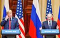 Трамп водзіць Пуціна за нос