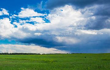 До +27℃ ожидается в Беларуси в среду