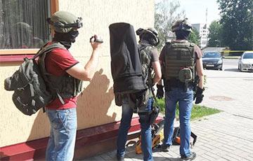 Как освобождали заложницу в Заславле