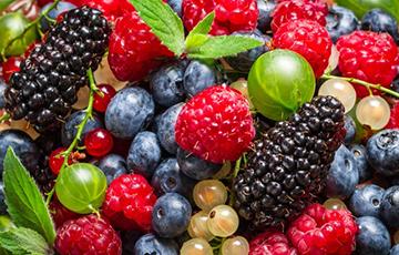 Россия запретила ввоз более 21 тонны ягод из Беларуси