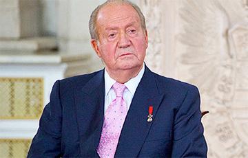 В Испании не могут найти бывшего короля Хуана Карлоса