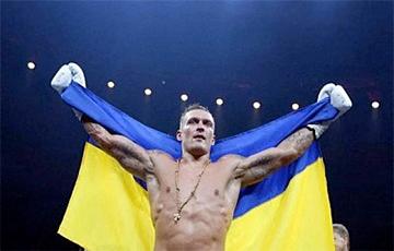 Усик победил Джошуа и стал объединенным чемпионом мира в супертяжелом весе