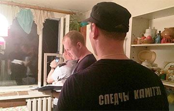 «Но как выпьет…»: что рассказали соседи подозреваемого в двойном убийстве в Бобруйске