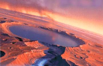 Ученые выяснили, где именно на Марсе возможна жизнь