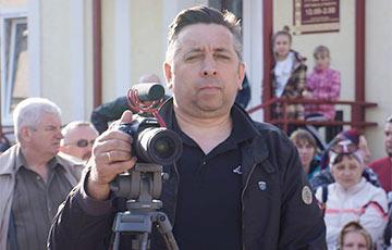 Siarhei Piatrukhin Detained In Brest