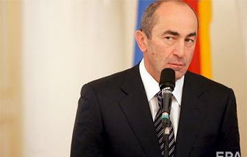 Суд арестовал экс-президента Армении Кочаряна