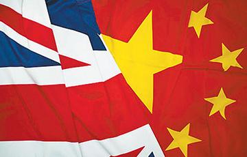 Британия отказалась пускать китайского посла в парламент