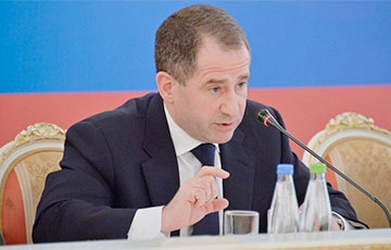 Belarusian Independent Media Ignore Babich's Press Conference