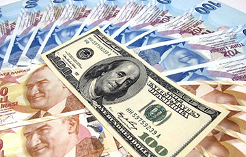 Турецкая лира рухнула после призыва Эрдогана сбрасывать доллары