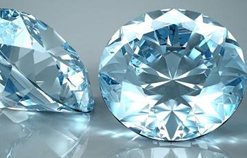 Ученые нашли редкий алмаз с инопланетным льдом внутри