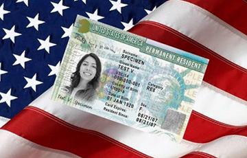 У ЗША ўвялі новую ўмову для ўдзелу ў розыгрышы Green Card