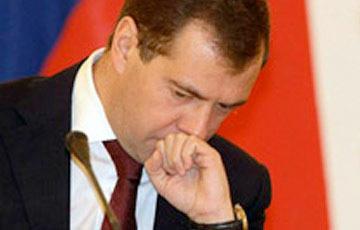 Медведев заболел и не пришел в штаб «Единой России» после выборов