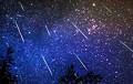 Белорусы смогут увидеть самый мощный звездопад в году