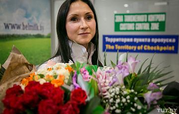 Ольга Мазуренок: Не надо мне дарить квартиру