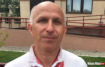 Ігар Комлік: Улада памятае пратэсты, якiя адбылiся два гады таму