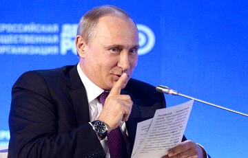 Польская журналистка заявляет, что Путин изменил свою биографию