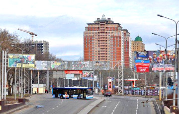 В Сети показали фото разрухи в оккупированном Донецке