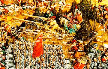 505 гадоў назад нашы продкі разграмілі Маскоўшчыну пад Воршай