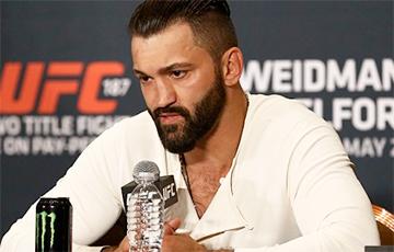 Белорусcкий боец Андрей Орловский обновил рекорд UFC