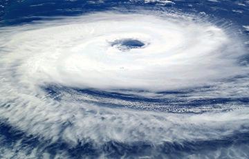 На завтра в Беларуси объявлено штормовое предупреждение