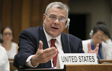 Head Of US Mission To OSCE Demanded From Belarusian Authorities To Unblock Charter97.org