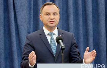 Прэзідэнт Польшчы падпісаў пакет дапамогі эканоміцы