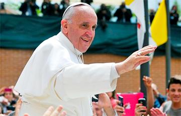 Папа римский привился от коронавируса