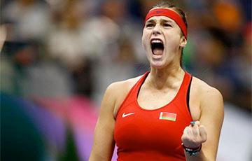 Арына Сабаленка выбыла ў паўфінале турніру ў Страсбургу