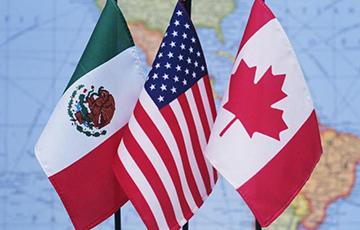 Трамп падпісаў новую гандлёвую ўгоду паміж ЗША, Мексікай і Канадай