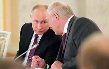 Лукашэнка залучыў Пуціна ў скандал на АДКБ