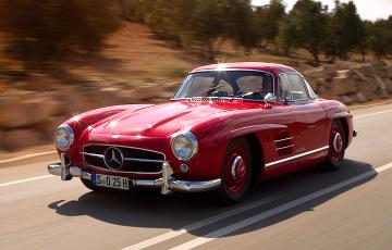 Семь редких автомобилей, которые являются мечтой любого коллекционера