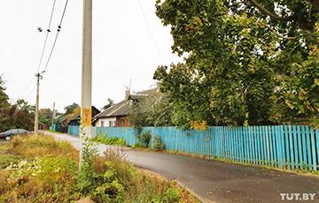 Минчане, во дворе у которых застряла «Алеся»: Гремел весь район